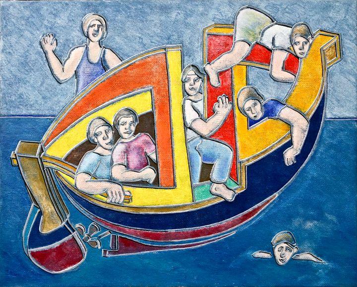 SHIP OF FOOLS '03 - Ivan Lozica