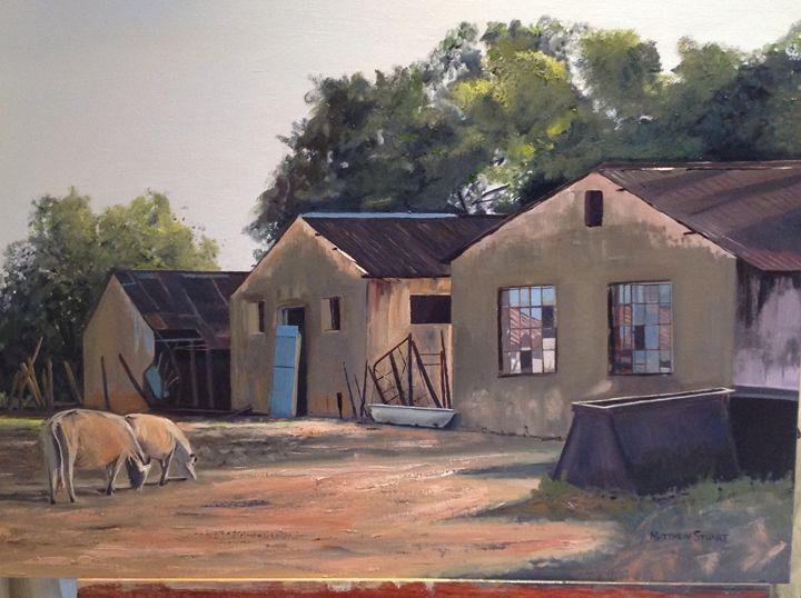 When The Cows Come Home - Matthew Stuart