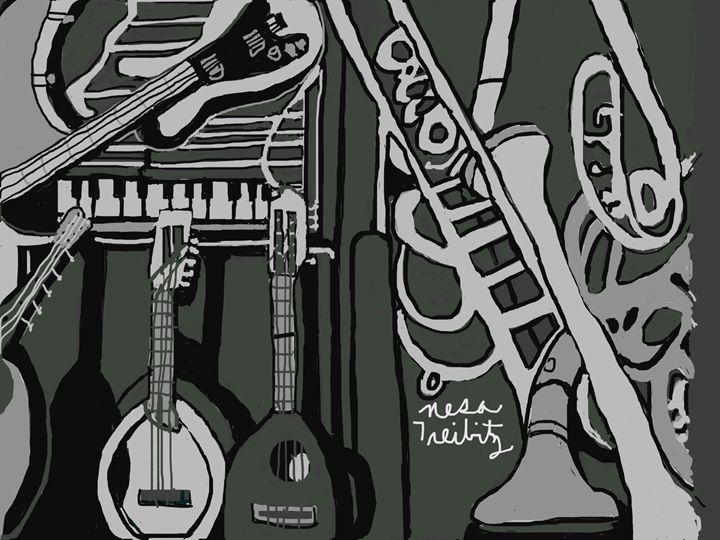 Instruments - Nesa's Art