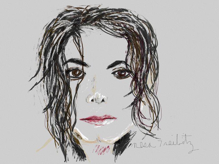 Michael Jackson - Nesa's Art