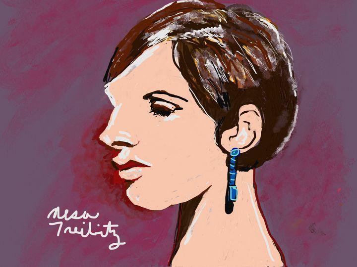 Barbra Streisand - Nesa's Art