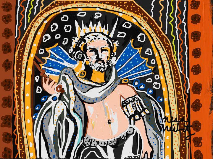 Great David - Nesa's Art