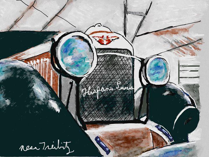 Hispano Suiza - Nesa's Art
