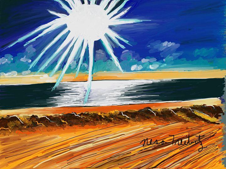 Sunshine - Nesa's Art