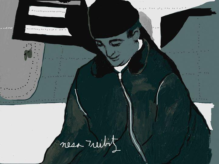 Beautiful David - Nesa's Art