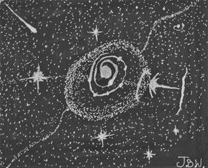'Galaxy' - Justin