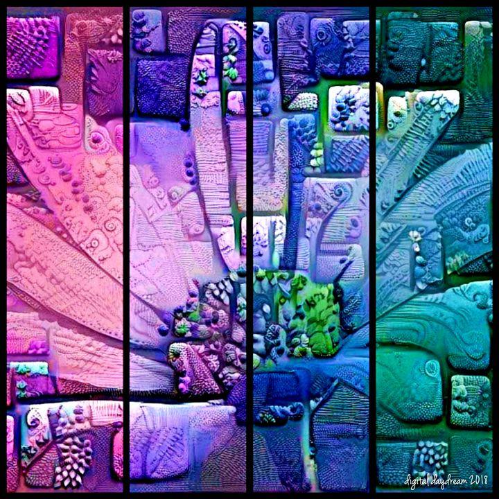 Gerber Fourths 1 - digital daydream