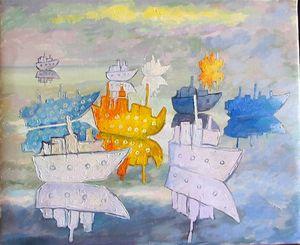 Papper boats