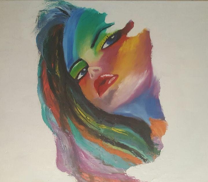 Colored feelings - Maria Stamin