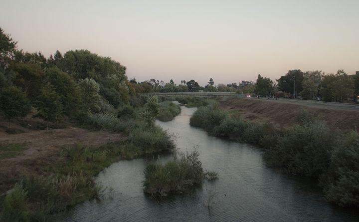 Santa Cruz River - Empty Cup Gallery