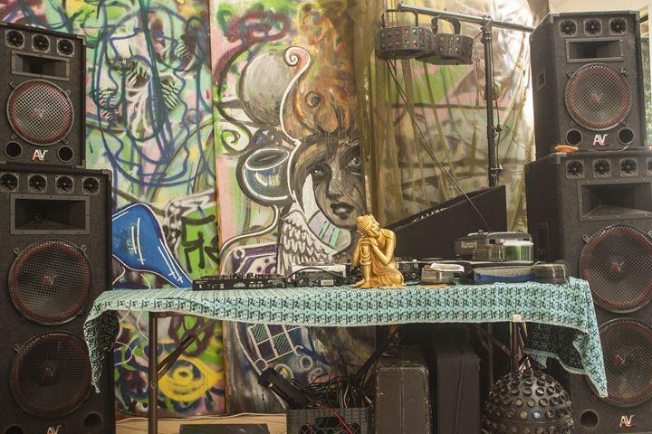Buddha Bar - Empty Cup Gallery