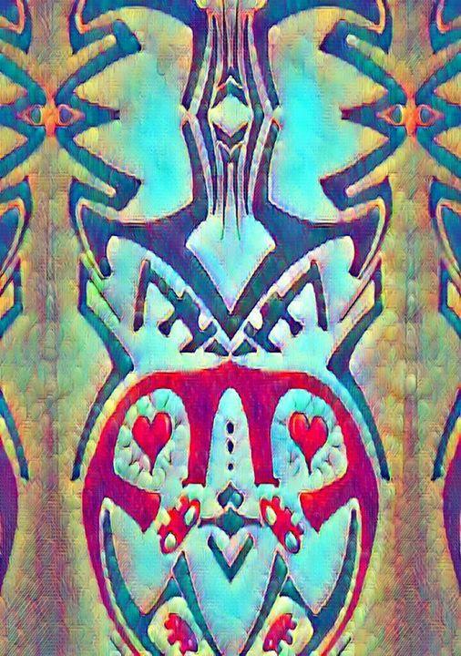 Psychic Hearts - Xerocorpse Boomer