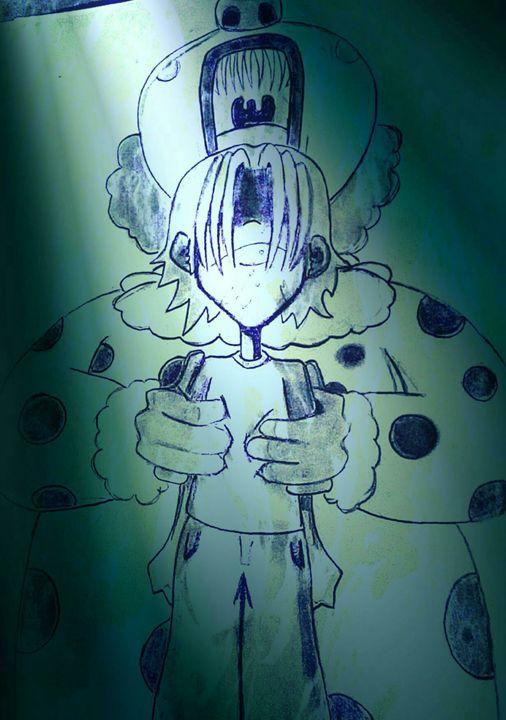 Clownish Capture - Xerocorpse Boomer