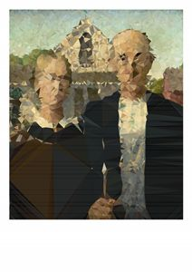 American Gothic Remixed