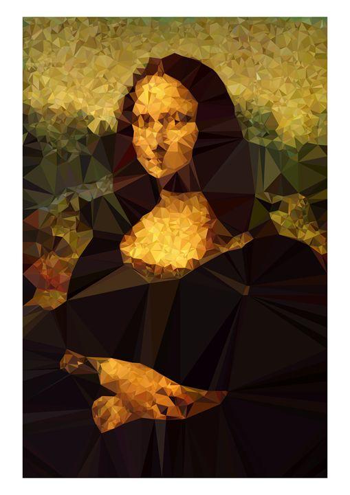 Mona Lisa Remixed - Louis Loizou