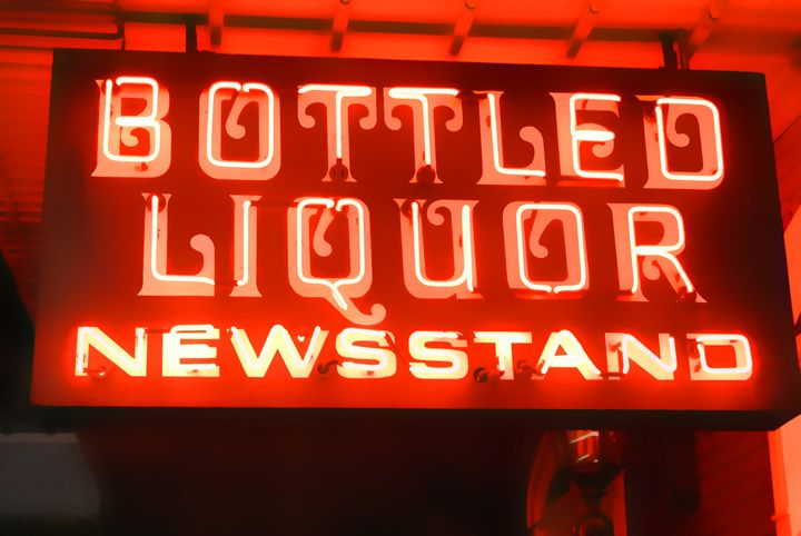 Liquor Store - Louis Loizou