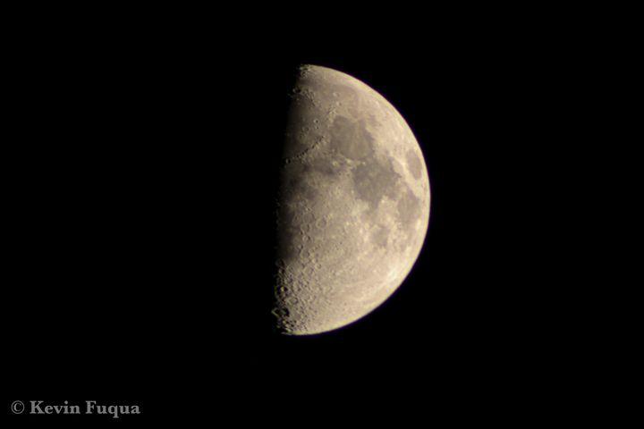 Half Moon - K. Fuqua Photography