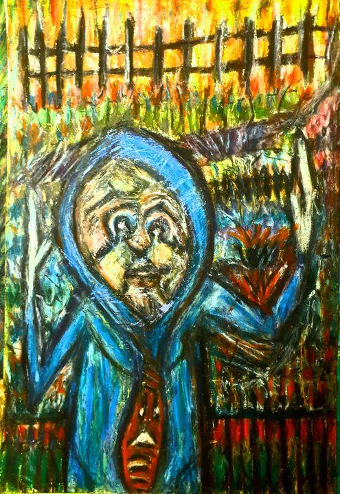 Tears of a clown - Warren Michael Trager
