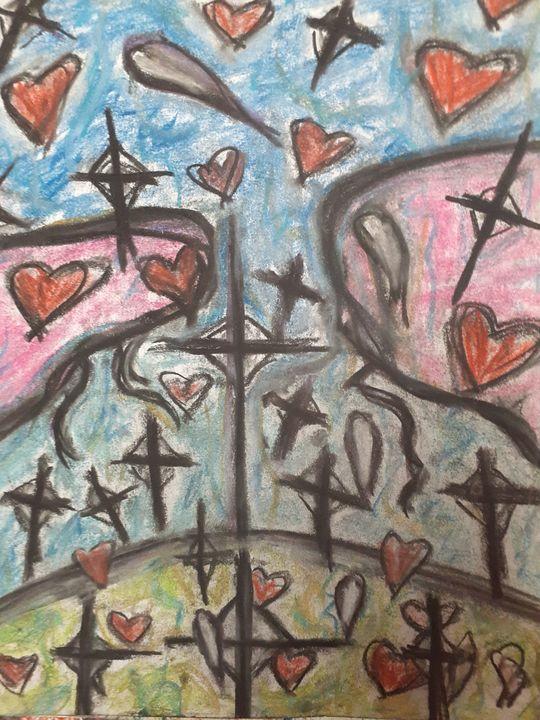 Universal love - Warren Michael Trager