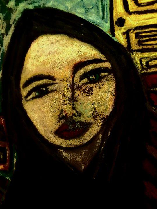 Lady madonna - Warren Michael Trager