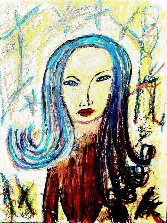 Lady fury - Warren Michael Trager