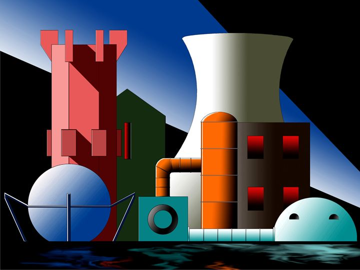 Industrial image 3 - Roy Isaacs