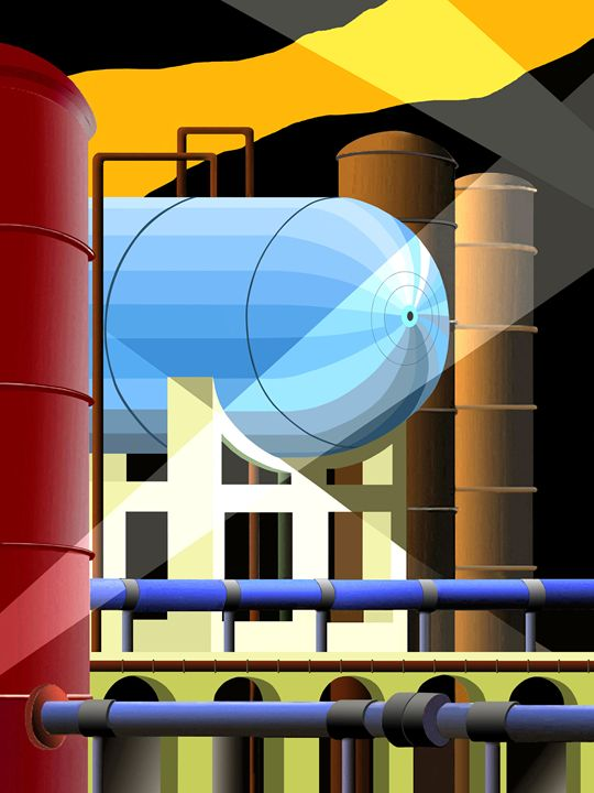 Industrial image 19 - Roy Isaacs