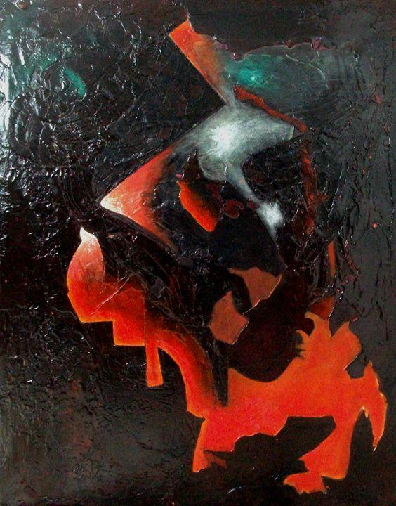 Furness  (118cm x 90cm) - Roy Isaacs