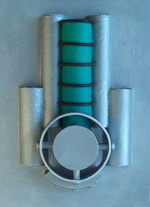 industrial 2 - Roy Isaacs