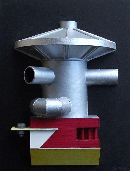 industrial artefact 3 - Roy Isaacs