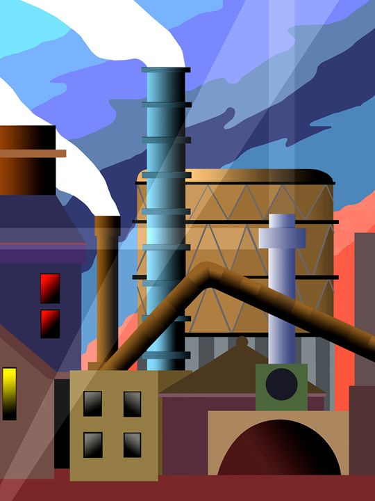 Industrial image 16 - Roy Isaacs