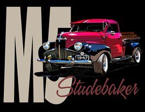 M5 Studebaker pickup