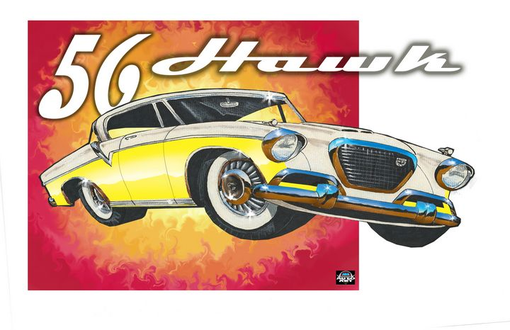 56 Hawk - RM Auto Art