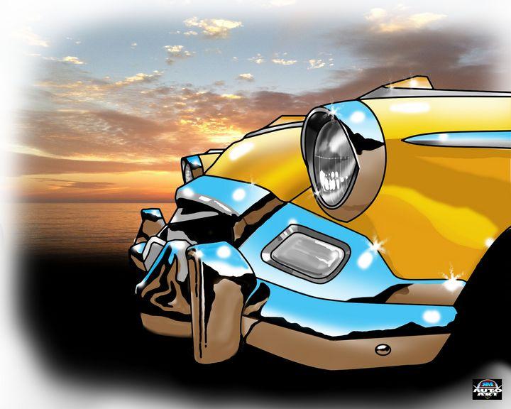 The Midas Touch - RM Auto Art