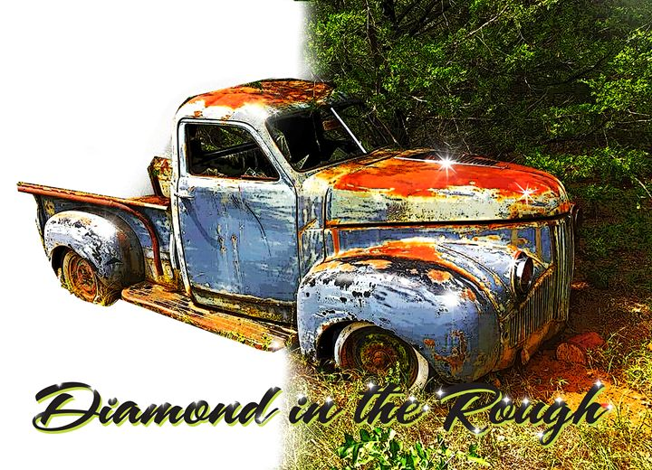 Diamond in the Rough - RM Auto Art