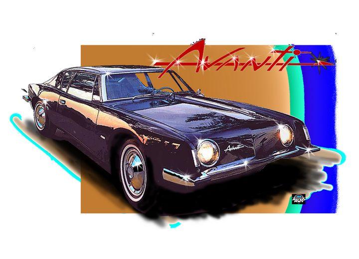 Avanti - RM Auto Art