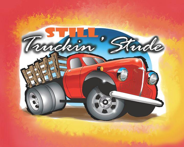 Truckin Stude - RM Auto Art
