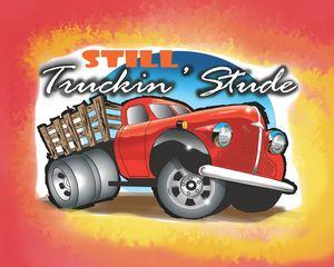 Truckin Stude