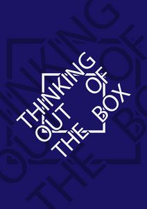 Thinking Out Of The Box Poster Art