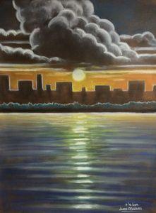 Sunrise on Key Biscayne