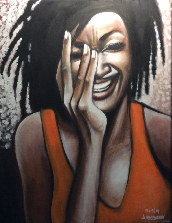 Cause I'm Happy! - magic city art
