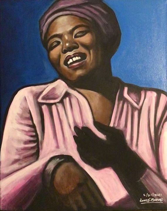 Joy comes in the morning! - magic city art