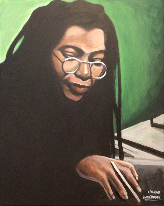 Alice Walker - magic city art