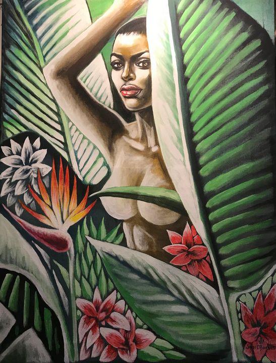 Miami Gardens Wildlife - magic city art