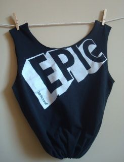Epic Recycled T-shirt Tote Bag - Ethereal Fruit