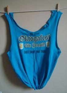 Oktogafest T-shirt Tote Bag