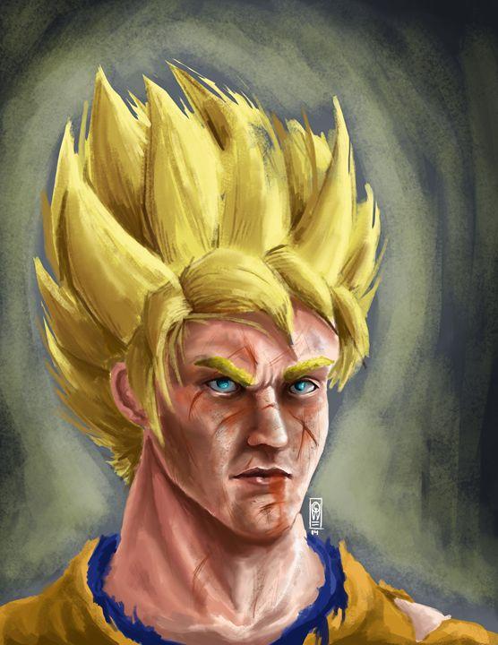 Goku - Andrew Chambers
