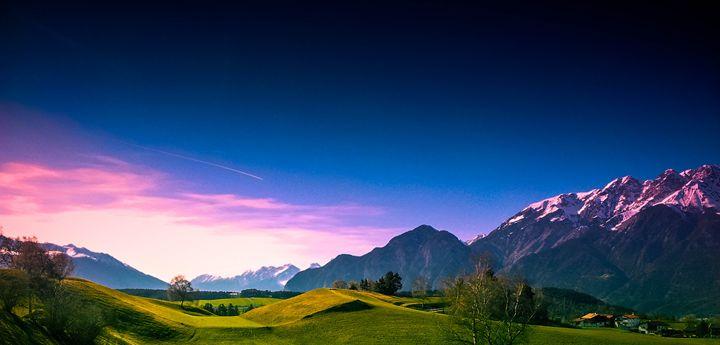 Sunset hills - Deliratio