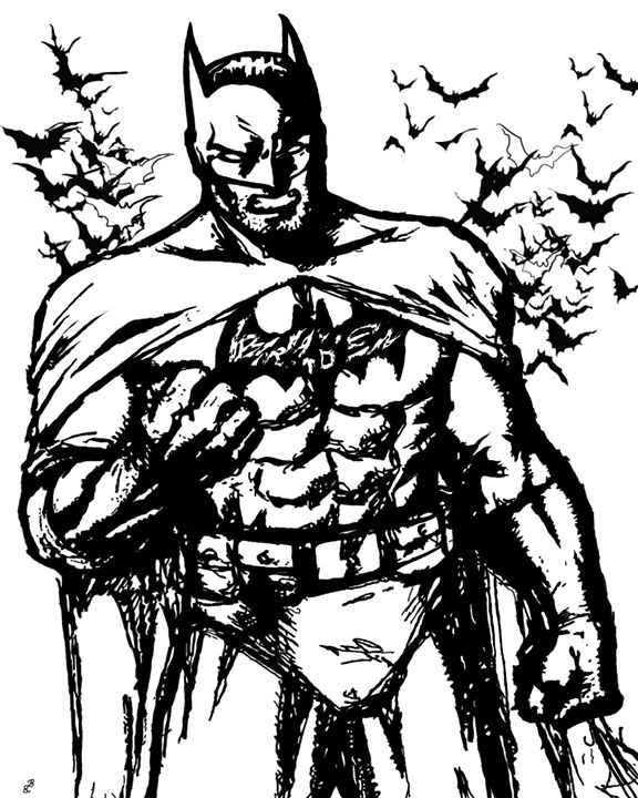 Batman - Photography and Portraits