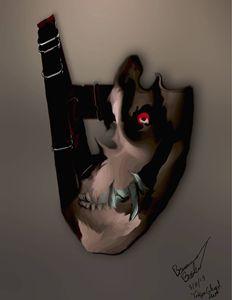 Tokyo Ghoul Original Mask